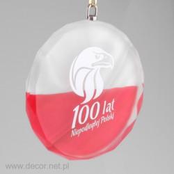 medal z okazji 100 lecia niepodległości