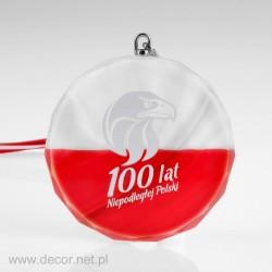 copy of Glass Medal MED-10
