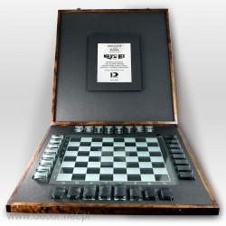 Sklenená šach