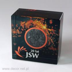 Przycisk szklany - JSW
