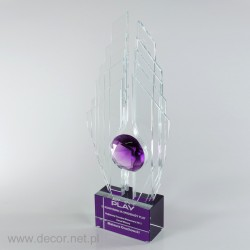Crystal awards PS-218