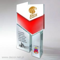 Glas Auszeichnungen PS-040