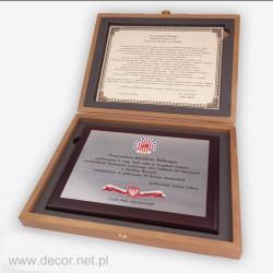 Patriotic diploma DYP-5