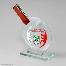 Glass trophies FU-151