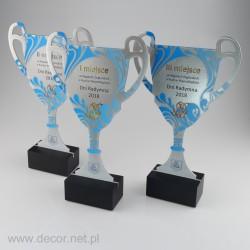 Kovový športový pohár -...