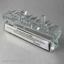 Miniatura kontenerowca M-ST-01