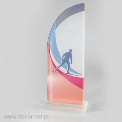 Statuetka na zawody sportowe