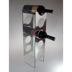 Großes Weinregal
