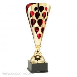 Puchar metalowy złoty TR-03-50