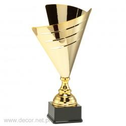 Puchar metalowy złoty TR-03-46