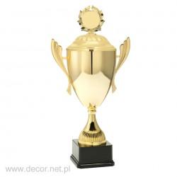 Puchar metalowy złoty...