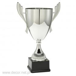 Puchar metalowy srebrny...