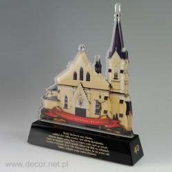Kostol, suvenír pre kňaza
