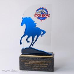 Soška pre konské preteky...