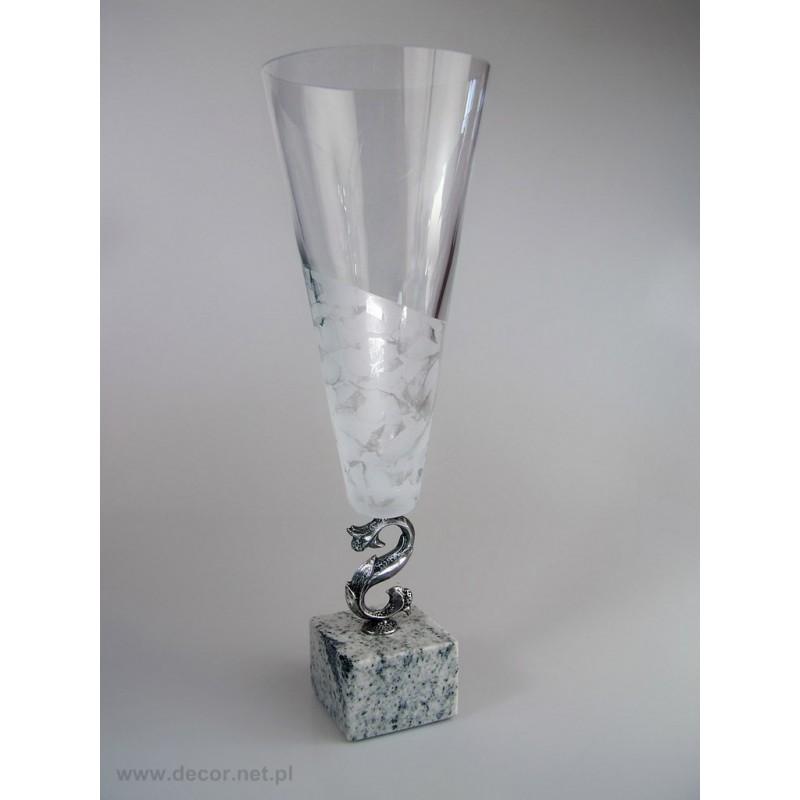 Sklenený pohár
